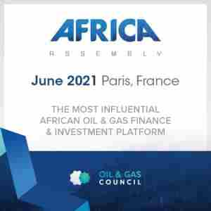 Oil and Gas Council, Africa Assembly, Paris 2021 in Paris on 21 Jun