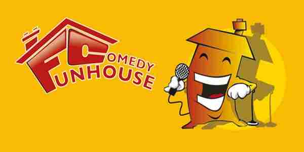 Funhouse Comedy Club - Outdoor Comedy in Chilwell, Nottingham October 2020 in Beeston on 2 Oct
