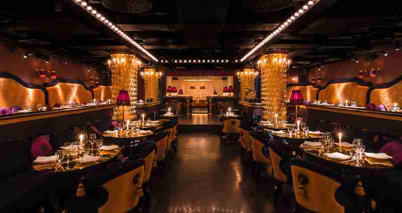 Dim Sum Sundays at Park Chinois - The Luxe Club in London on 4 Oct