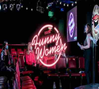 Funny Women Awards 2020 Presentation in London on 7 Oct