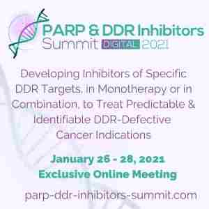 Digital PARP and DDR Inhibitors Summit 2021 in Dearing on 26 Jan