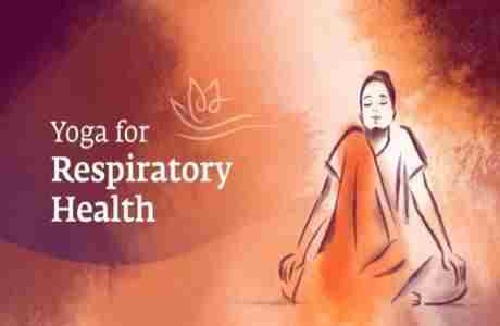 Yoga For Respiratory Health in Los Angeles on 2 Oct