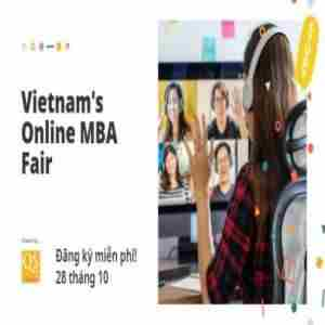 QS Global MBA Exhibition Virtual World MBA Tour Vietnam in Dak Ya on 28 Oct