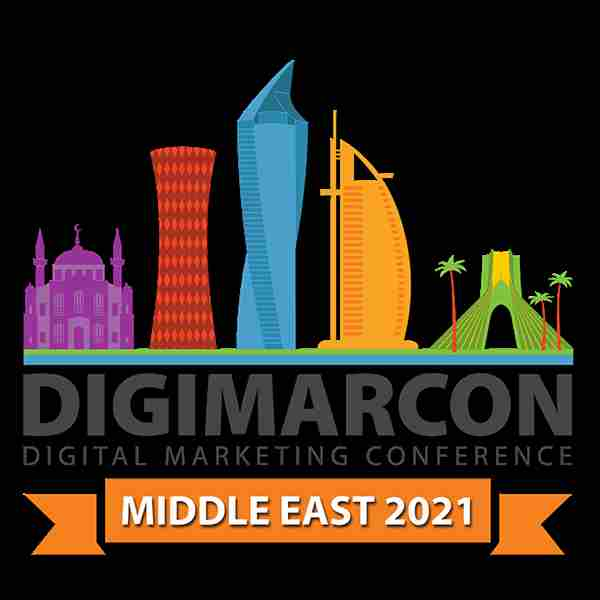 DigiMarCon Middle East 2021 - Digital Marketing, Media and Advertising Conference & Exhibition in Dubai on 12 Oct