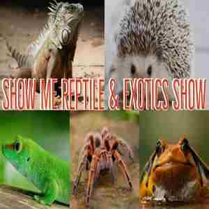 Show Me Reptile and Exotics Show in Missouri on 24 Oct