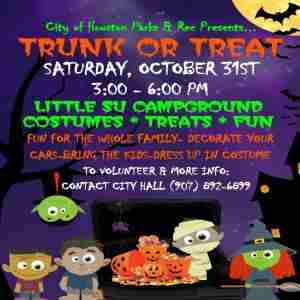 Houston PARC Trunk or Treat in Alaska on 31 Oct