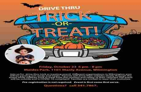 FREE Drive Thru Trick or Treat Event in Wilmington on 23 Oct
