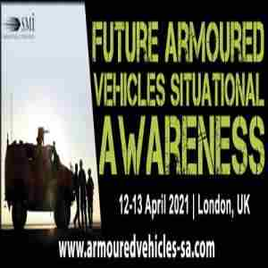 Future Armoured Vehicles Situational Awareness in London on 12 Apr