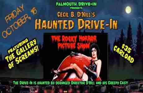 ROCKY HORROR PICTURE SHOW in Falmouth on 16 Oct
