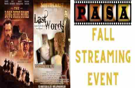 PASA Fall Streaming Event in San Antonio on 25 Oct