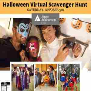 Halloween Virtual Scavenger Hunt in Alaska on 31 Oct