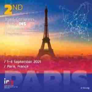 The 2nd Joint Congress of the INS European Chapters (e-INS 2021) in Paris on 1 Sep