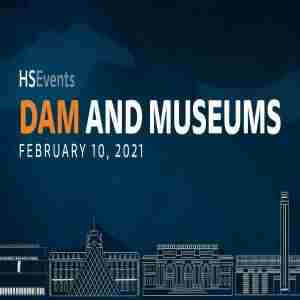 DAM and Museums in New York on Wednesday, February 10, 2021