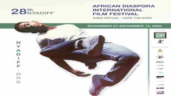 African Diaspora International Film Festival 2020 in New York on Friday, November 27, 2020