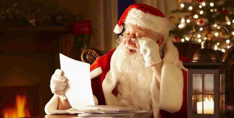 Breakfast with Santa! in New York on Saturday, December 12, 2020