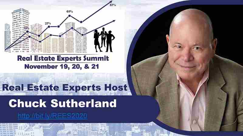 Real Estate Experts Summit in Texas on 19 Nov