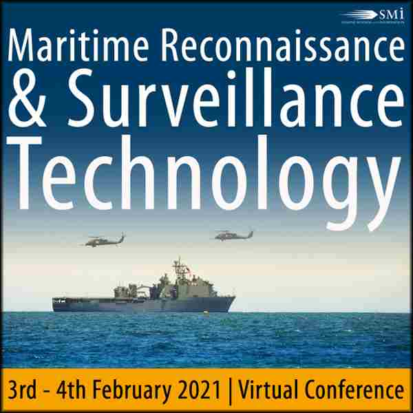 Maritime Reconnaissance and Surveillance Technology in London on 3 Feb