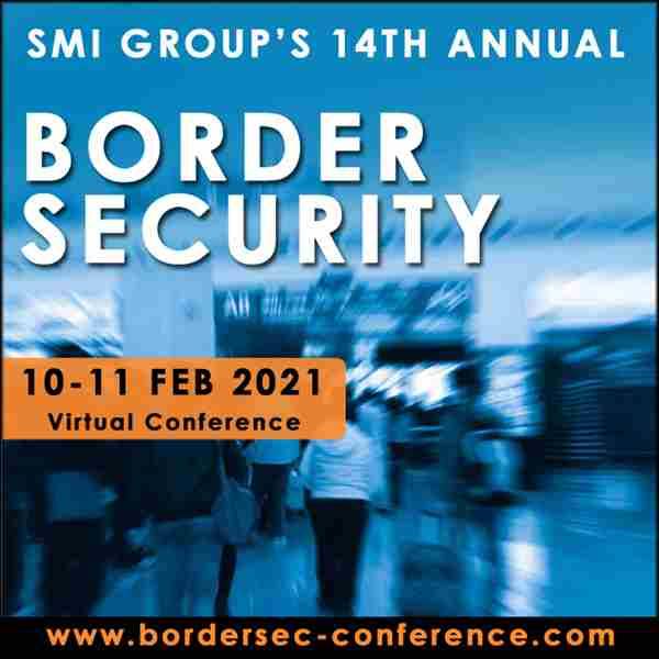 Border Security Conference in Online on 10 Feb