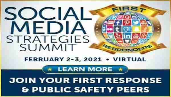 Social Media Strategies Summit - First Responders | Virtual Conference in San Francisco on 2 Feb