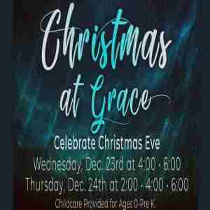 Christmas At Grace in Montrose on 23 Dec