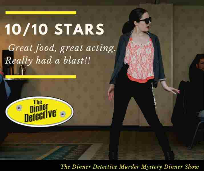 The Dinner Detective Interactive Mystery Show - Downtown Houston in Houston on 9 Jan