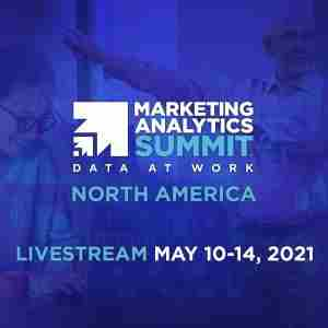 Marketing Analytics Summit North America - Virtual Edition 2021 in Dearing on 10 May