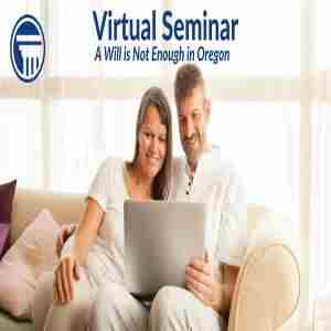 A Will is Not Enough in Oregon - Hosted by North Plains Library in North Plains on 11 Mar