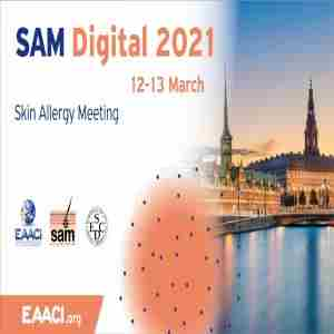 Skin Allergy Meeting (SAM Digital 2021) in Zurich on 12 Mar