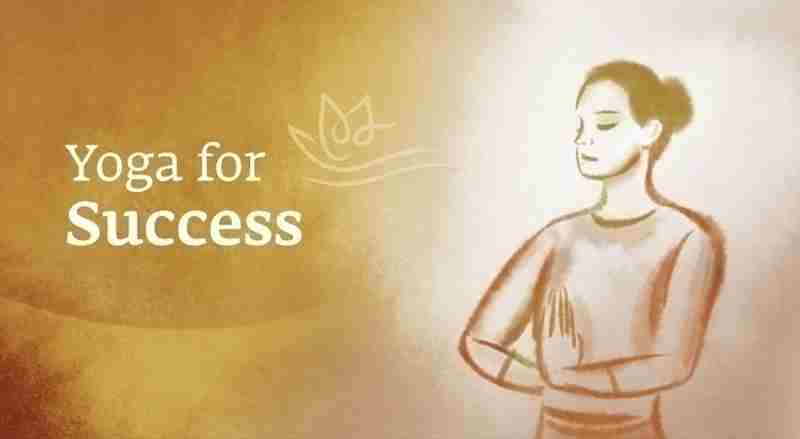 Yoga for success in Dallas on 21 Dec