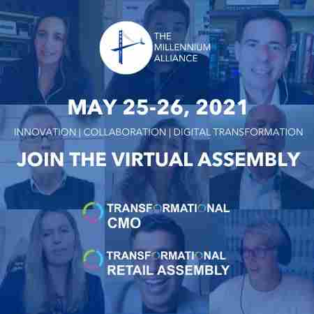 Transformational CMO and Retail Virtual Assembly - May 2021 in Dearing on 25 May