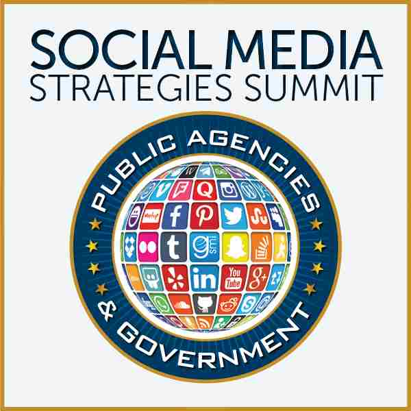 Social Media Strategies Summit Public Agencies and Government in San Francisco on 12 May