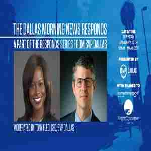 The Dallas Morning News Responds in Texas on 12 Jan