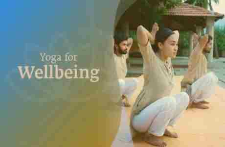 Yoga for Wellbeing in Dallas on 14 Jan
