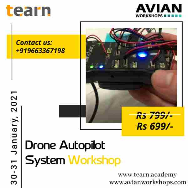 Drone Autopilot System in Bengaluru on 30 Jan