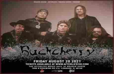 Buckcherry Live in the Afterlife Music Hall at Brauer House in Lombard on 20 Aug