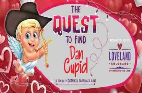 The Quest to Find Dan Cupid - Free Scavenger Hunt in Loveland on 1 Feb