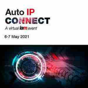 Auto IP Connect 2021 in London on 6 May
