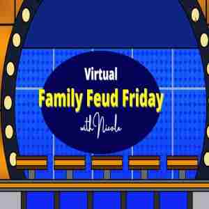 Family Feud Friday Happy Hour and Game Night in Texas on 5 Mar