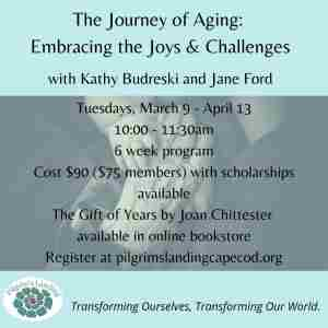 The Journey of Aging: Embracing the Joys and Challenges in Massachusetts on 9 Mar