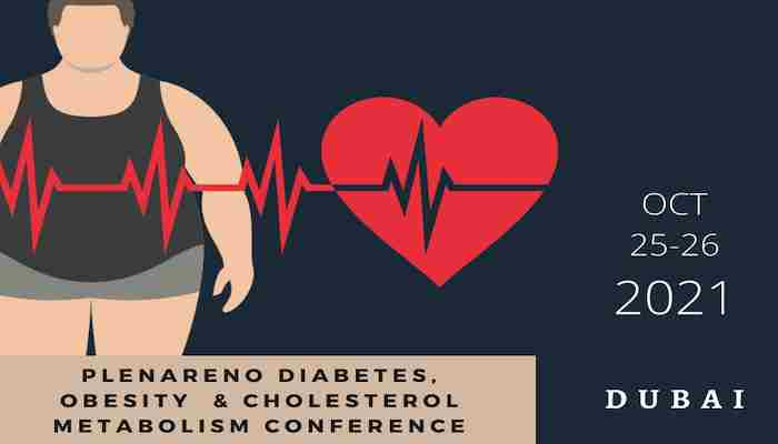CME Diabetes, Obesity and Cholesterol Metabolism Conference in Dubai on 25 Oct