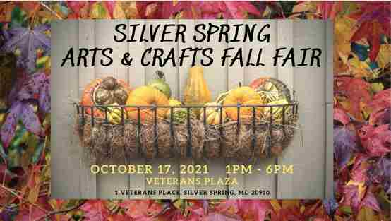 Silver Spring Arts &Crafts Fall Fair in Silver Spring on 17 Oct