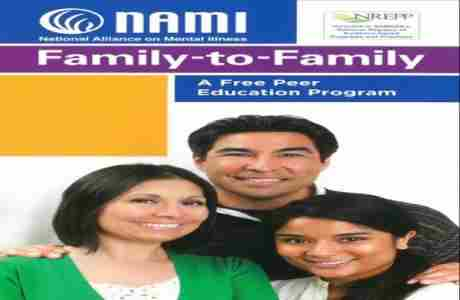 NAMI Family to Family Education Program in Muscatine on 5 Apr