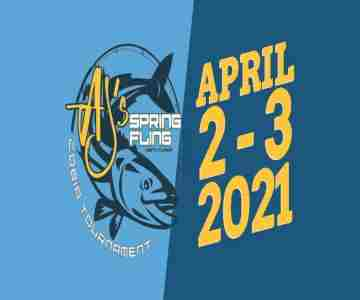 AJ's Spring Fling Cobia Tournament in Florida on 1 Apr