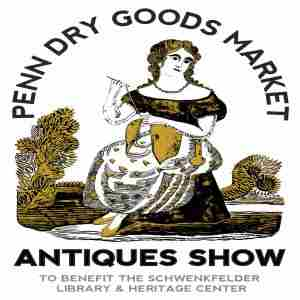 Penn Dry Goods Market Antiques Show and Lectures in Pennsburg on 4 Jun