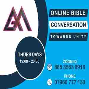 ONLINE bible conversations towards unity without compromising in Lizard on 29 Apr