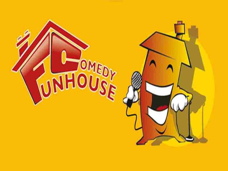 Funhouse Comedy Club - Socially Distanced Comedy Night in Chilwell, Notts June 2021 in Beeston on 4 Jun