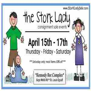 Stork Lady Kids and Baby Resale Event in St  Louis on 15 Apr
