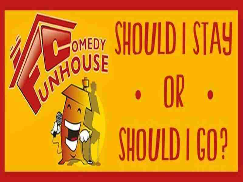 Funhouse Comedy Club - Outdoor Comedy Night in Derby July 2021 in Derby on 5 Jul
