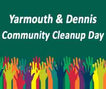 Yarmouth and Dennis Community Cleanup Day in Massachusetts on 17 Apr