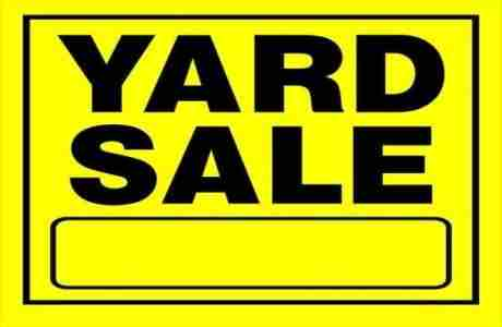 yard sale in Piney Flats on 9 Apr